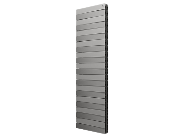 Радиатор Royal Thermo PianoForte Tower/Silver Satin - 22 секц